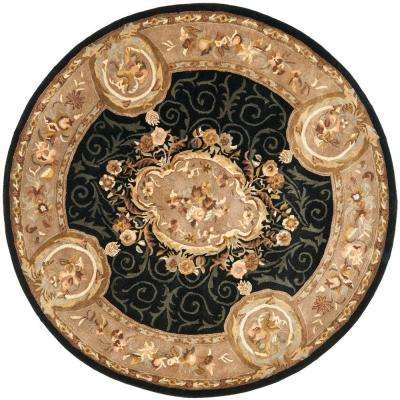 Empire Assorted 8 ft. x 8 ft. Round Area Rug