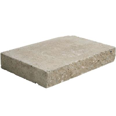 2 in. x 12 in. x 8 in. Buff Concrete Wall Cap (120 Pieces / 118.5 Linear ft. / Pallet)