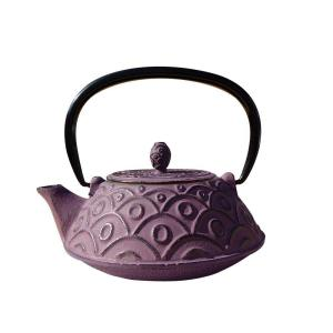 Old Dutch Kyoto 3.25-Cup Teapot in Greek Wine by Old Dutch