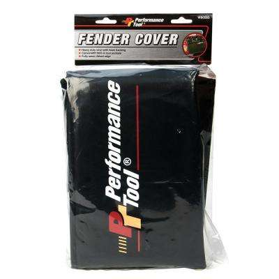 33 in. x 8.5 in. x 24 in. Fender Auto Cover