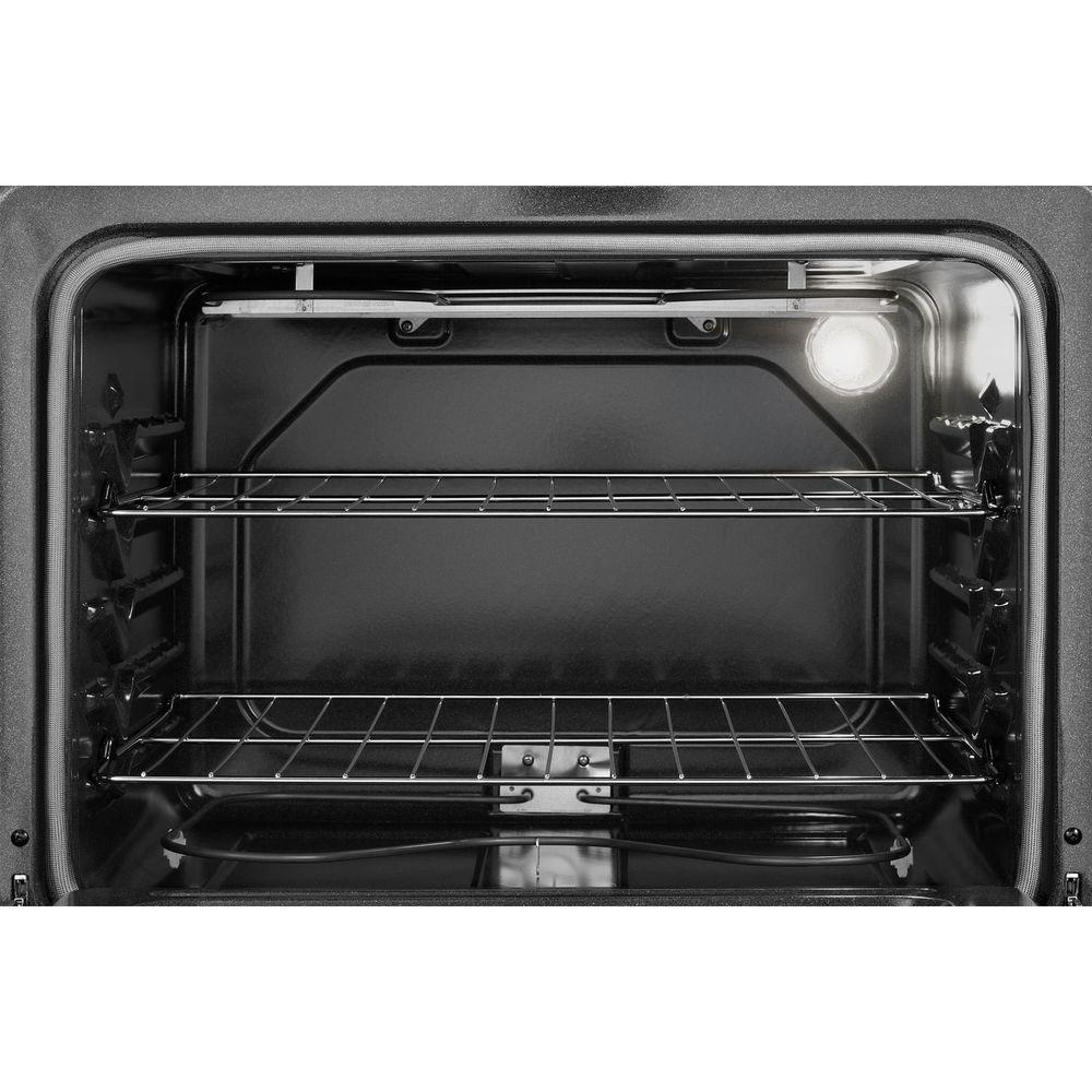 Whirlpool 4.8 cu. ft. Electric Range in Black-WFE320M0EB - The Home DepotThe Home Depot