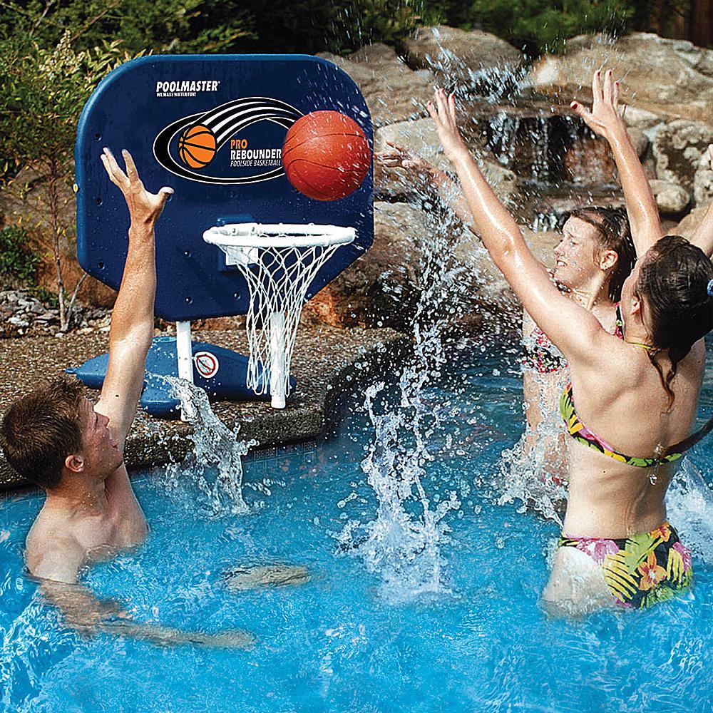 Poolmaster Pro Rebounder Poolside Basketball Game by Poolmaster