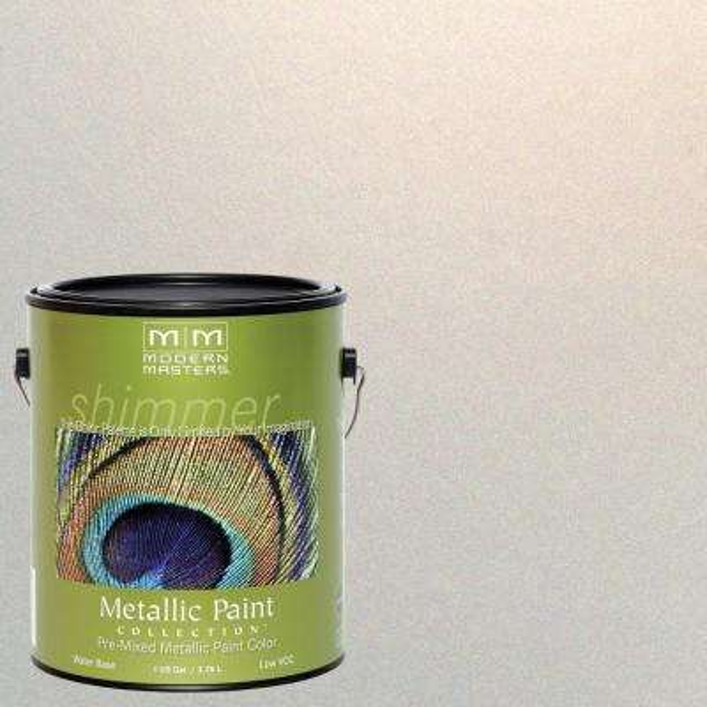 1 gal. Flash Copper Water-Based Sheer Metallic Interior/Exterior Topcoat