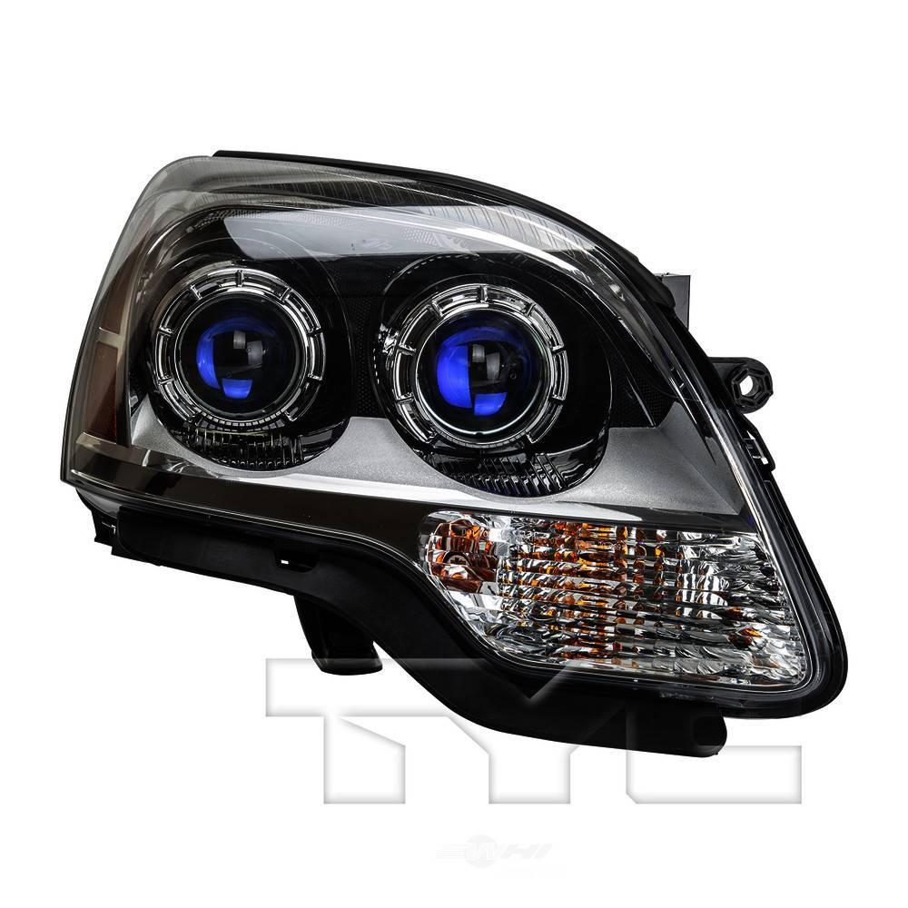 Headlight GMC Acadia, GMC Acadia Headlights