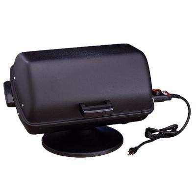 Electric Tabletop Grill in Black