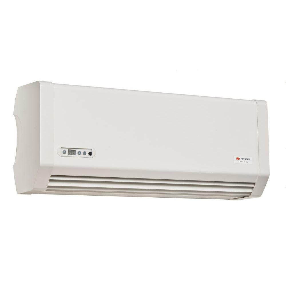 Hi-Line/High-Wall Mount Fan Convector Heat/Cool- with Remote Control