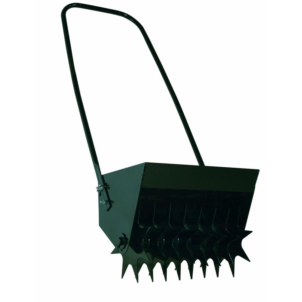 Ohio Steel 14 in. Push Spike Aerator