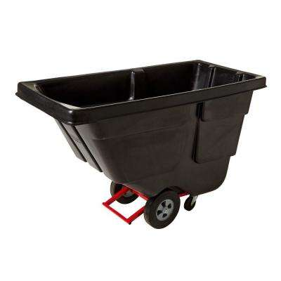 Rubbermaid Commercial Products 1/2 cu. yd. Utility Duty Tilt Truck by Rubbermaid Commercial Products
