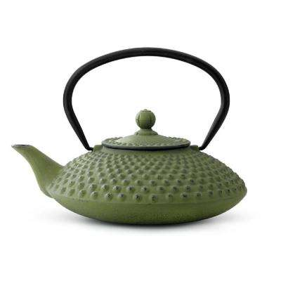 42 fl. oz. Green Xilin Teapot