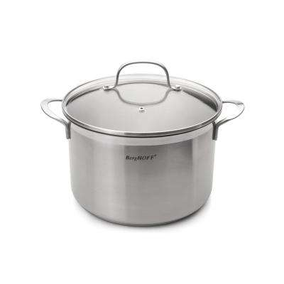 Essentials 6.3 Qt. Stainless Steel Covered Stockpot