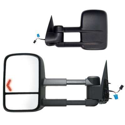 Towing Mirror for 03-06 Escalade/Yukon 03-06 Silverado/Sierra/Suburban/Tahoe Heated Power Turn Signal Pair