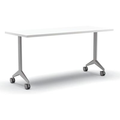 Aware Silver Fixed Table