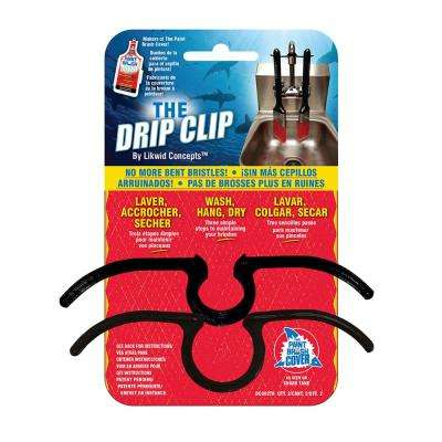 4.75 in. x 1 in. x 1.75 in. Two Size Drip Clips (2-Pack)