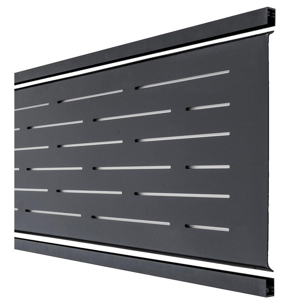 veranda euro style 6 ft lattice top kit ef 50308 the home depot. Black Bedroom Furniture Sets. Home Design Ideas