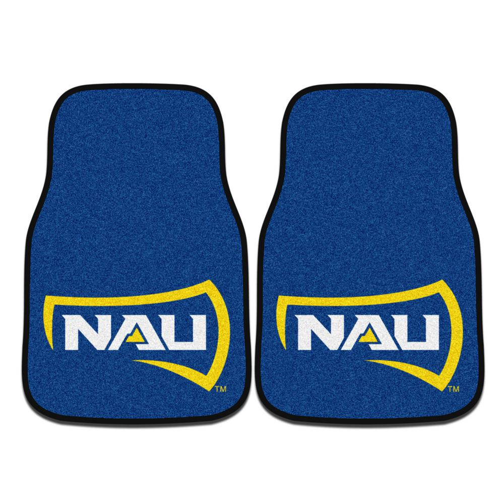 NCAA - Northern Arizona University Navy Blue Heavy Duty 2-Piece 17