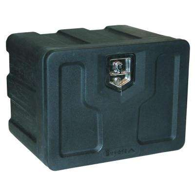 Hard Plastic Truck Tool Boxes Cargo Management The Home Depot
