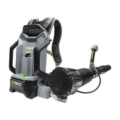 145 MPH 600 CFM 56-Volt Lithium-Ion Cordless Electric Backpack Blower (Tool Only)