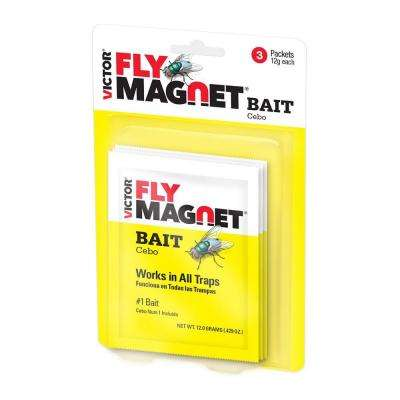 Fly Magnet Replacement Bait (3-Pack)