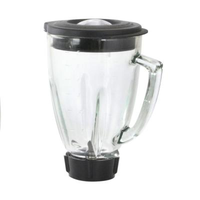 6-Piece 48 oz. Round Blender Glass Jar Replacement Kit