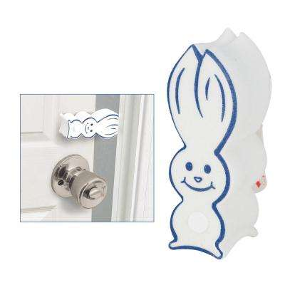 Door Bunny Finger Safety Guard Bumper Stop (2-Pack)