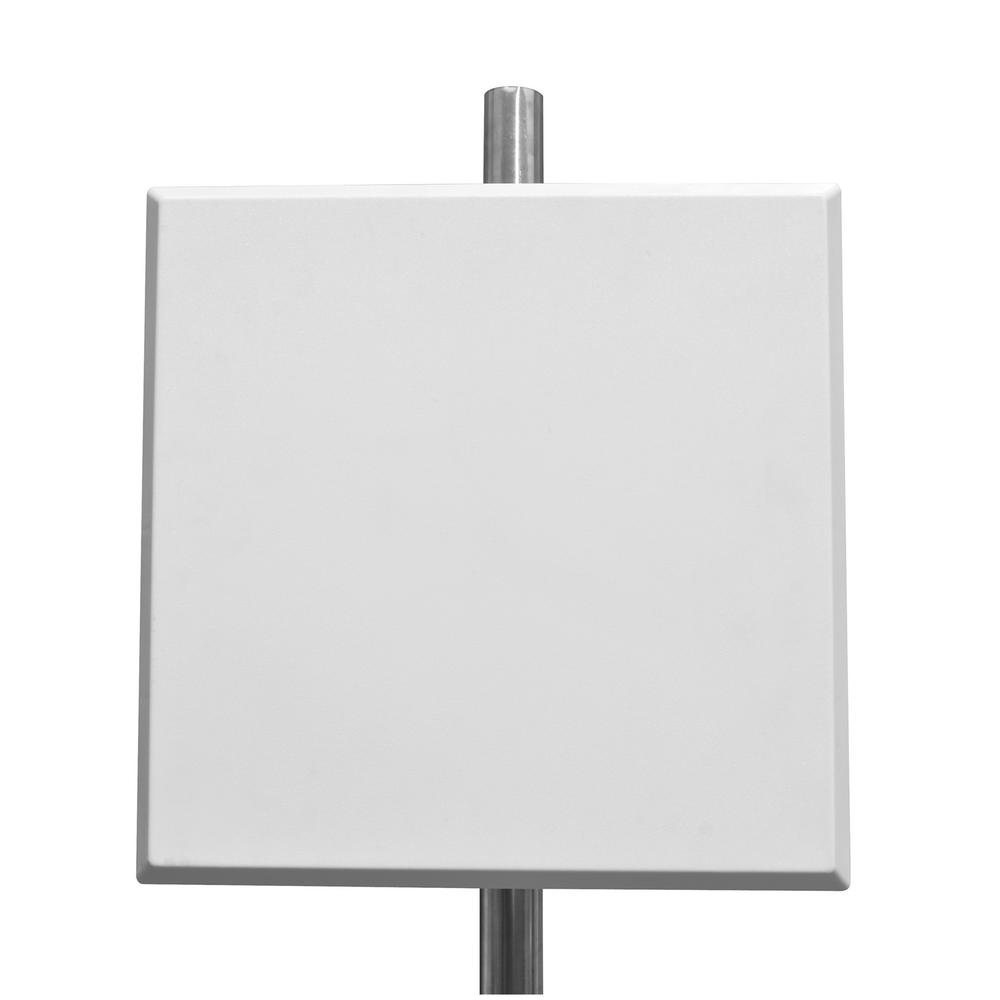 Homevision Technology Turmode Panel Wi-Fi Antenna for 5.8GHz Turmode WAP58231 WiFi Antenna is designed to increase the signal strength and range of your 5.8 GHz 802.11b/g/n Wi-Fi device. This high gain antenna can provides further coverage for your Wi-Fi devices such as routers, adapters, access points and repeaters. So you can expand your network for reliable coverage throughout your home.