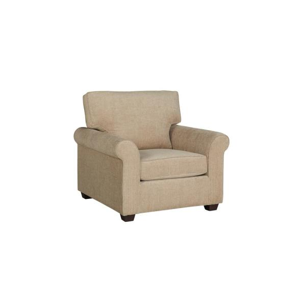Emery Beige Upholstered Chair