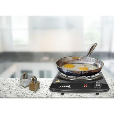 Courant-Electric Single Burner Hot Plate