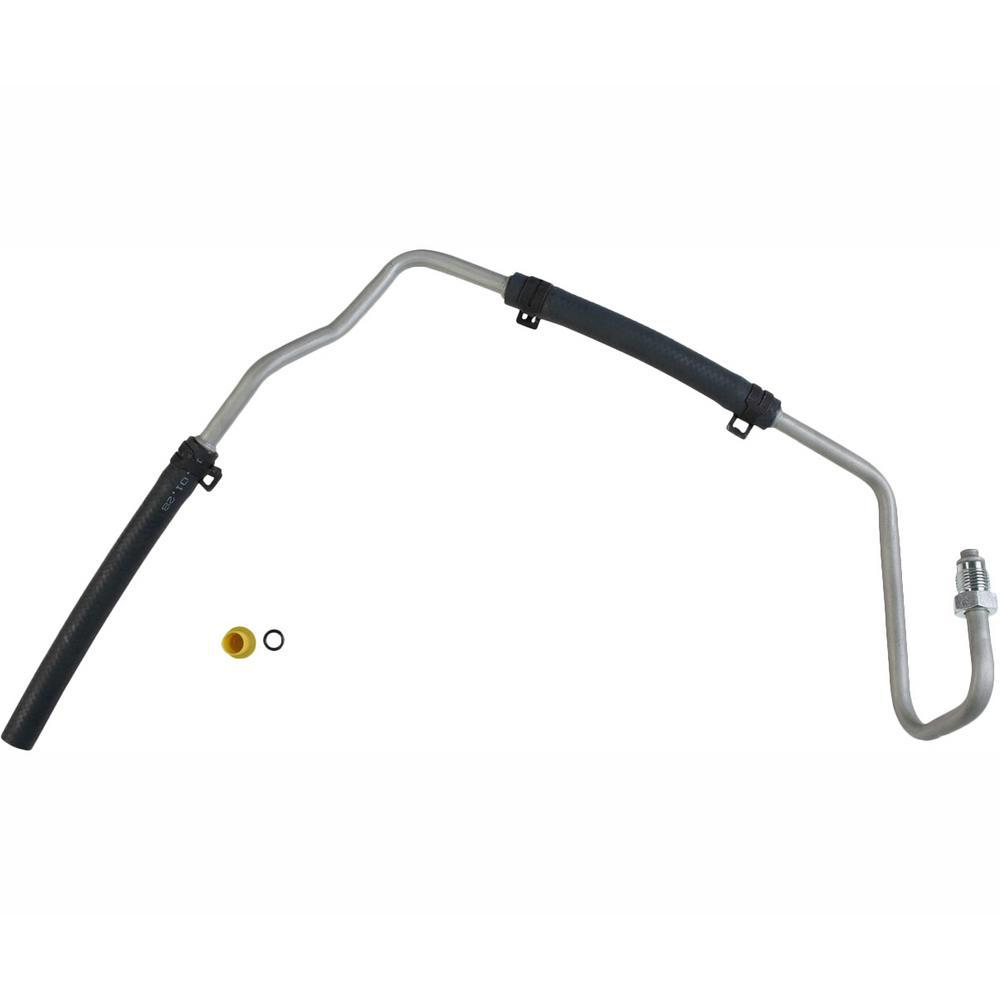 From Gear Power Steering Return Line Hose Assembly For Chrysler Pacifica BZ55K7