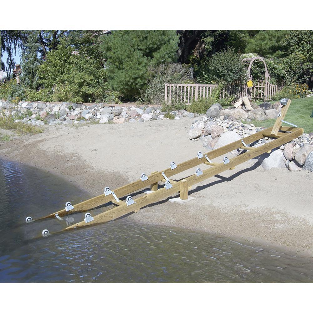 1200 lb. Capacity Kit for Boat Ramp