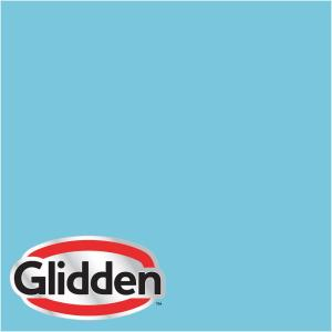 Glidden Premium 1 Gal Hdgb41u By The Sea Satin Interior Paint With Primer Hdgb41up 01san The Home Depot