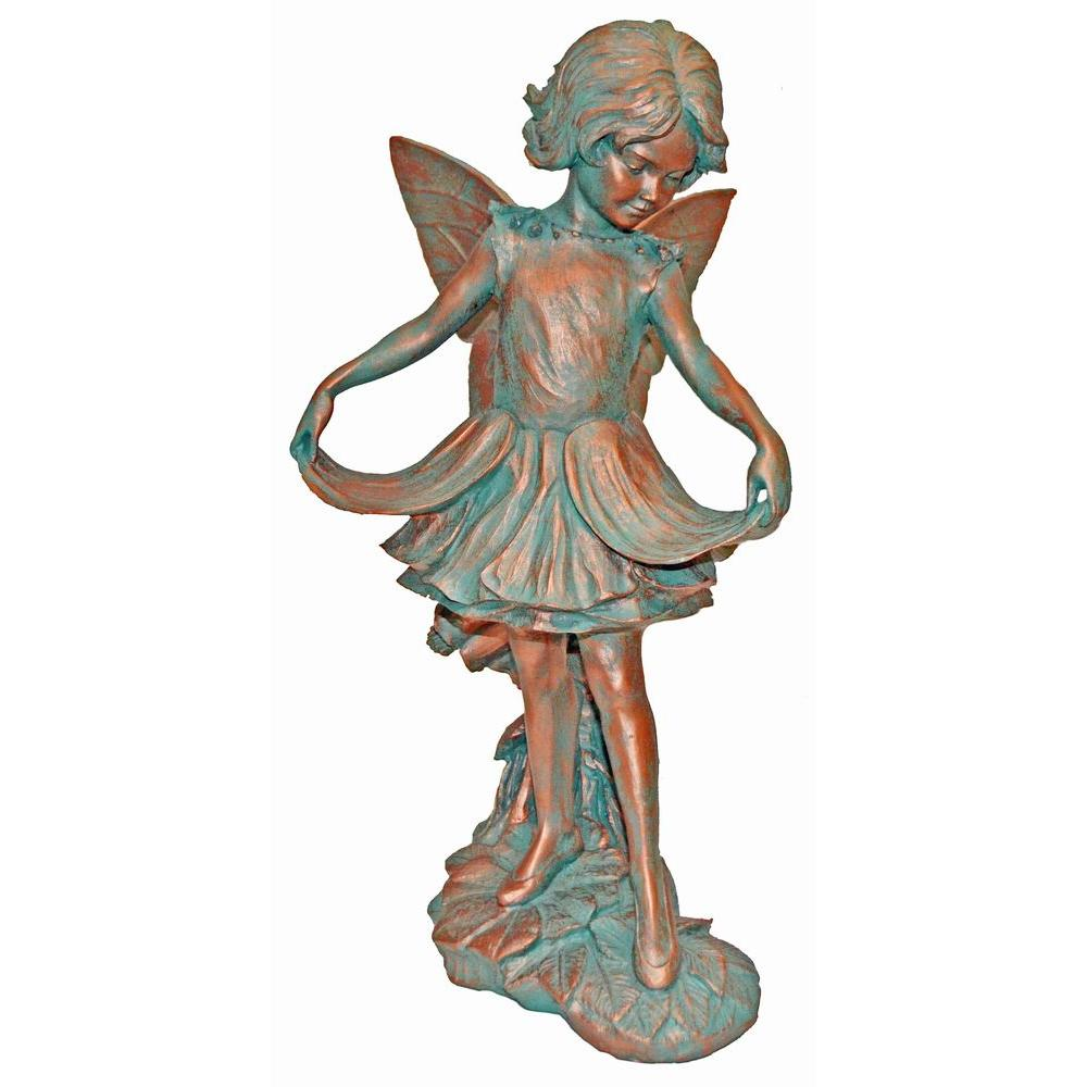 Suffolk Fairies 18 in. Fairy Emily Statue
