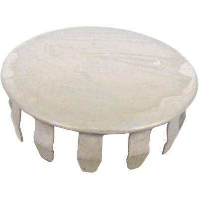 1-3/8 in. Snap-In Sink Hole Cover, Stainless Steel