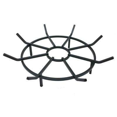 24.25 in. Round Fire Pit Grate