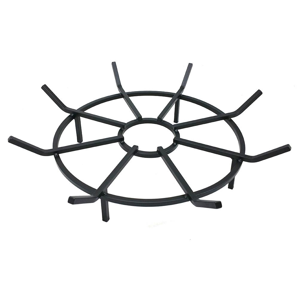 Round Fire Pit Grate - Bonfire Gear 24.25 In. Round Fire Pit Grate-53173 - The Home Depot