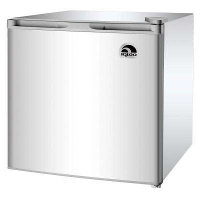 1.6 cu. ft. Mini Refrigerator in White