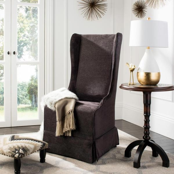 Bacall Bark Cotton Blend Dining Chair