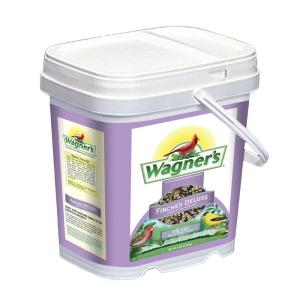 Wagner's 9.5 lb. Finches Deluxe Wild Bird Food Bucket by Wagner's