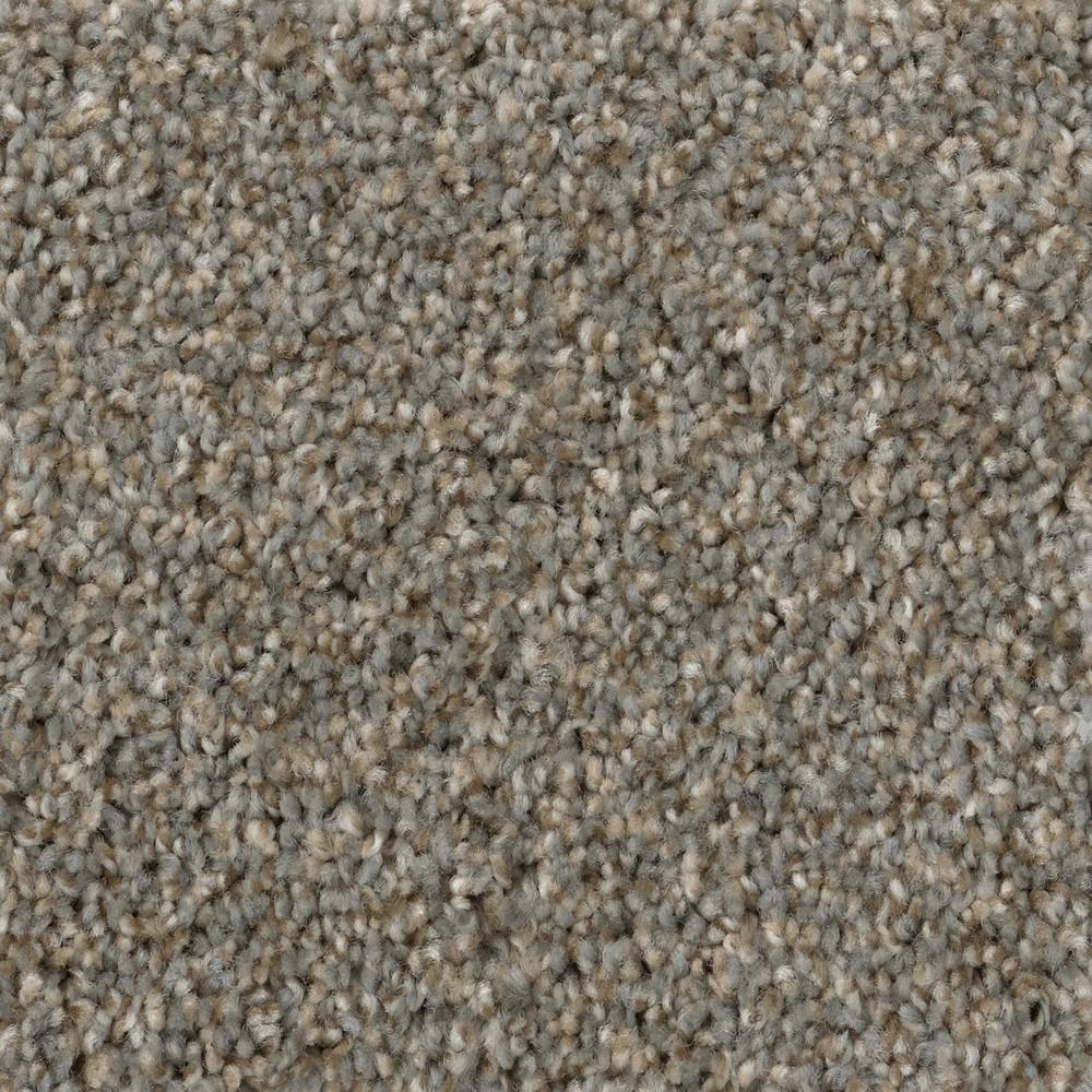 Soared - Color Sky High Texture 12 ft. Carpet