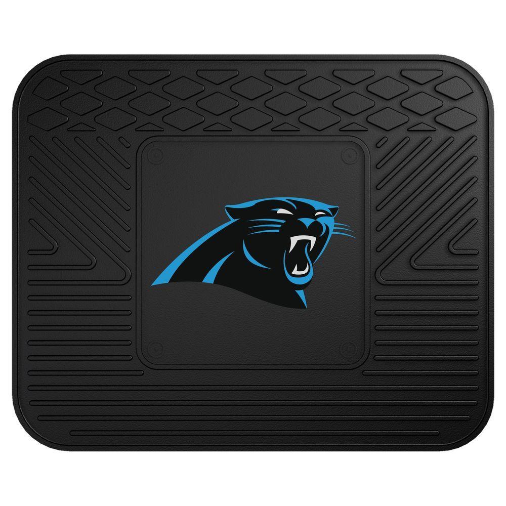 Carolina Panthers 14 in. x 17 in. Utility Mat