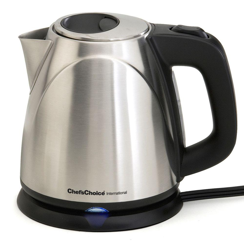 Electric kettles are the difficulty of choice