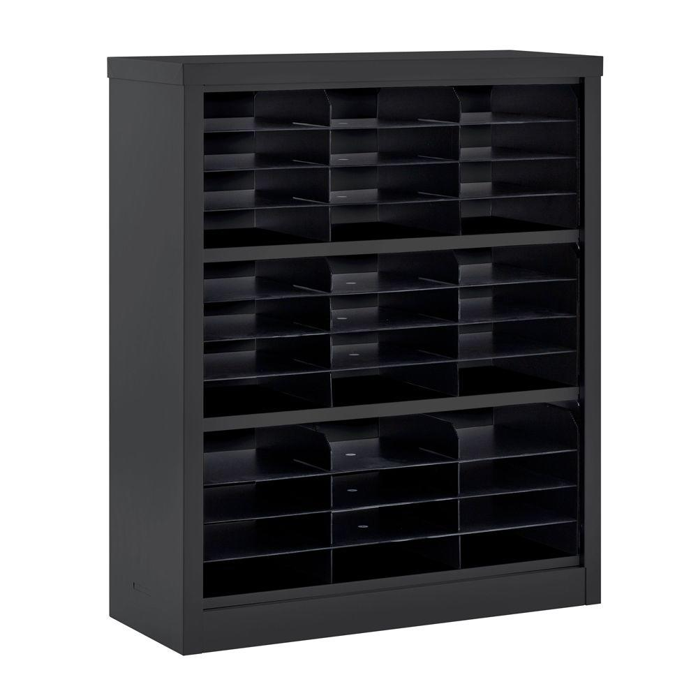 sandusky 42 in h x 34 5 in w x 13 in d steel commercial. Black Bedroom Furniture Sets. Home Design Ideas