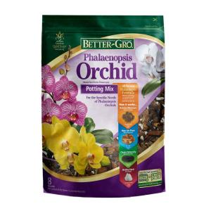 Better-Gro Charcoal for Orchids 8 Quarts