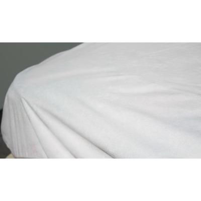 Terry Ii Polyester Queen Water Proof Mattress Protector