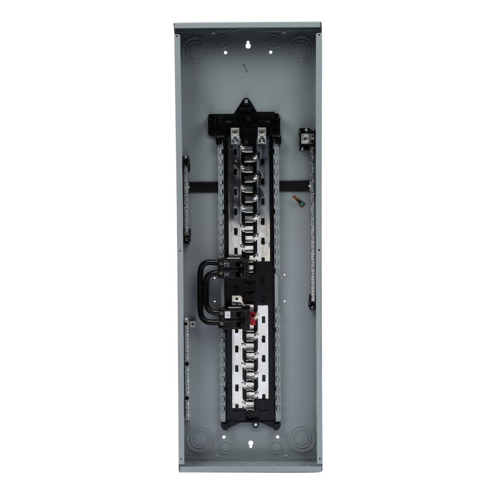 225 Amp 42-Space 54-Circuit Main Lug Generator Ready Load Center