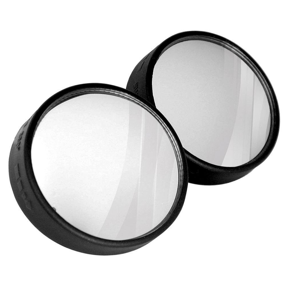 custom accessories 3 in blind spot mirror 2 pack 71183 the home rh homedepot com