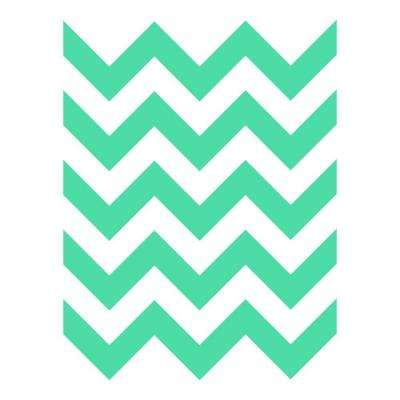 Chevron Accent Stencil