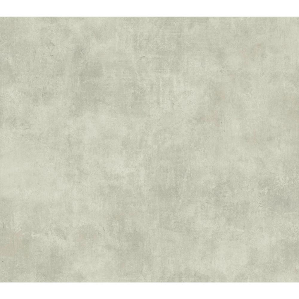 MagnoliaHomebyJoannaGaines Magnolia Home by Joanna Gaines 60.75 sq.ft. Plaster Finish Wallpaper, Storm Grey