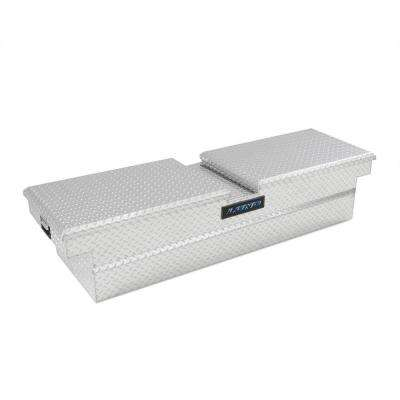 70 in. Full Size Aluminum Double Lid Cross Bed Truck Box