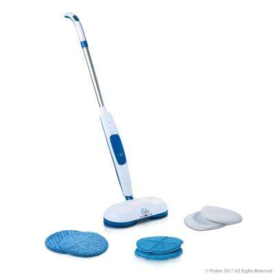 Mirage Cordless Floor Cleaner Polisher Buffer Hardwood Tile Scrubber Waxer Mop