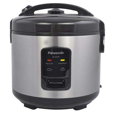 10-Cup (Uncooked) Automatic Rice Cooker